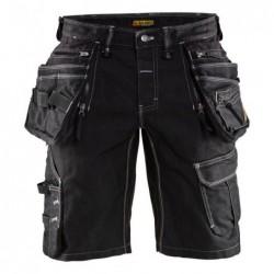 Blåkläder Short Denim...