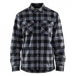 Blåkläder Overhemd Flanel....