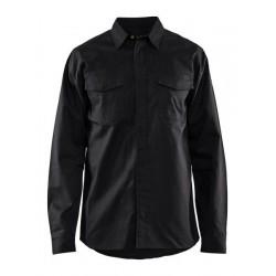 Blåkläder FR Overhemd...