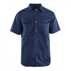 Blåkläder Overhemd Twill...
