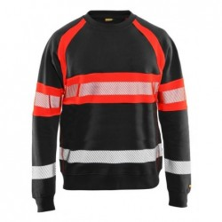 Blåkläder Sweater High-Vis...