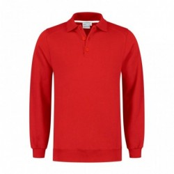 SANTINO Polosweater Ramon Red