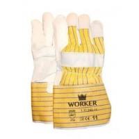 Werkhandschoenen Leder