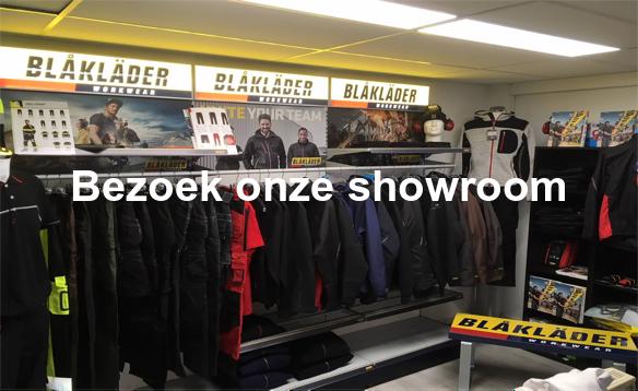 Bezoek onze showroom